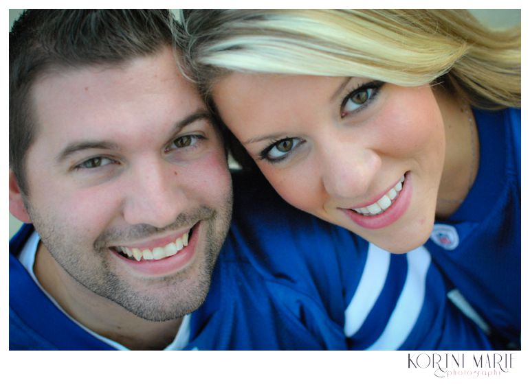 Indianapolis Colts Inspired Engagement