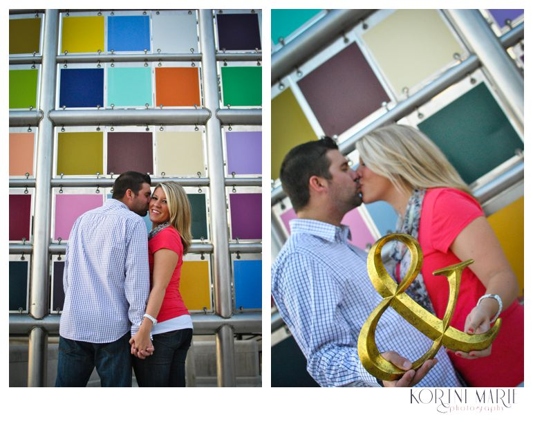 White River State Park Engagement