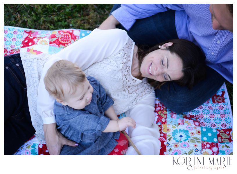 University of Tampa Family Photos