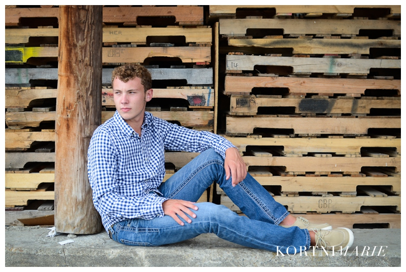 Indianapolis Senior Portraits