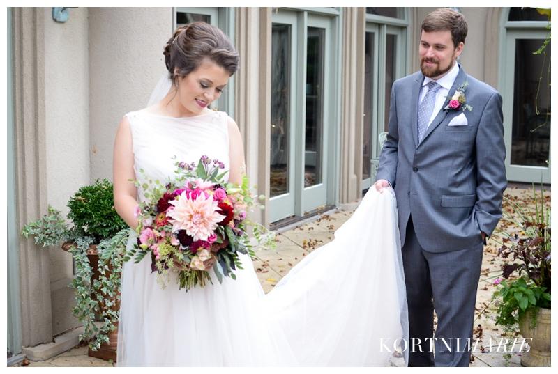 Greenwood Wedding