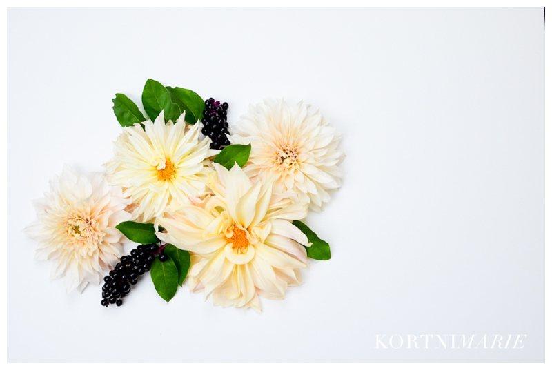 Floral Product Photography